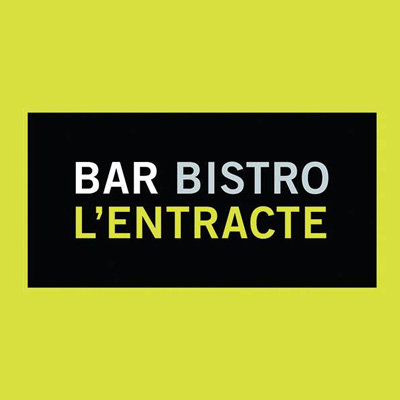 Logo - Bar Bistro Entracte - MoFFAT - Moto Film Fest